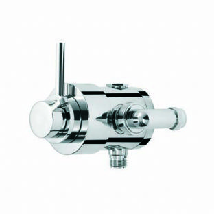 Insight Exposed Single Function Shower Valve
